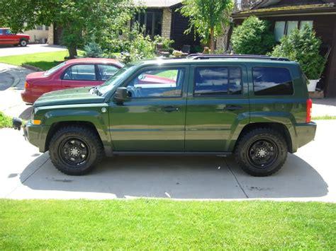 Jeep Patriot Tire Size Jeep Patriot Tires Size