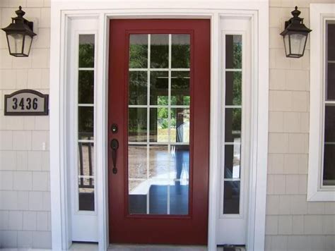 benjamin moore front door colors bm cottage red for the home pinterest