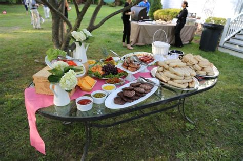 pin by canards catering and event production on buffets