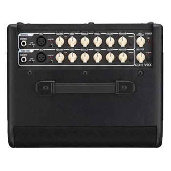 Lifer Combo Vox Aga70 aga70 70 watt acoustic guitar combo 2 channel by vox