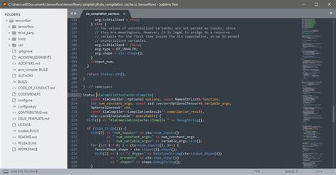 format html with sublime text 2 sublime text 3 0 is released for download on macos