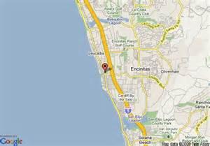 map of western california map of best western encinitas inn suites at moonlight