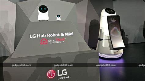 new smart home tech from ces 2017 las vegas 187 unique tech lg hub robot smart home gateway other intelligent robots