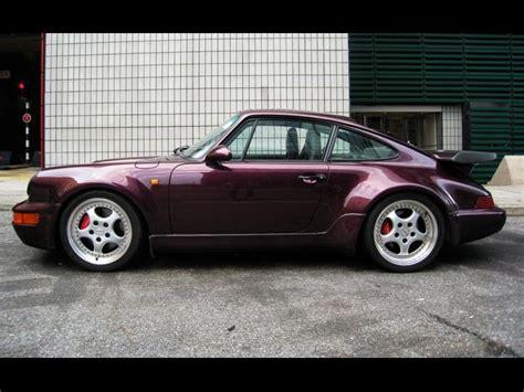 Exclusive Motors   Porsche 964 Turbo 3.6