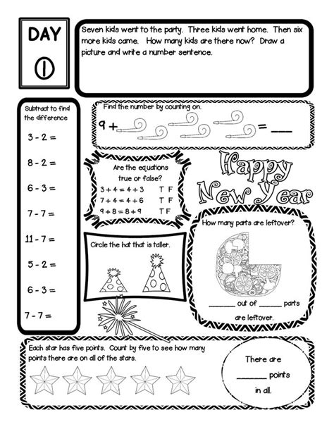new year activities for early years 17 best images about new years activities on