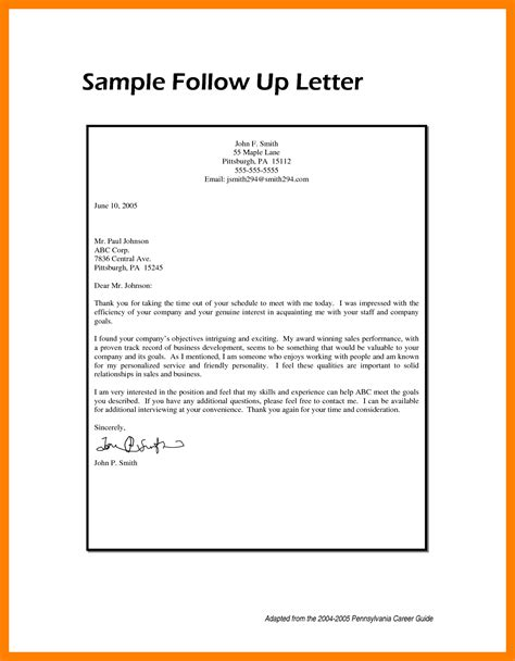 follow up template 4 follow up letter appeal leter