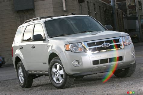 2008 Ford Escape Xlt by 2008 Ford Escape Xlt Awd Road Test Editor S Review Car
