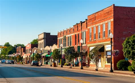 small town sustaining small town america successes of philanthropy