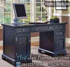 desain meja kantor minimalis desain meja kantor minimalis arif jati furniture