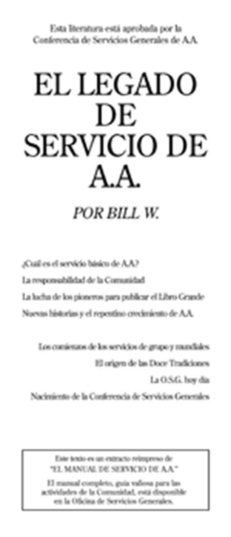 Alcoholics Anonymous : Literatura de A.A.