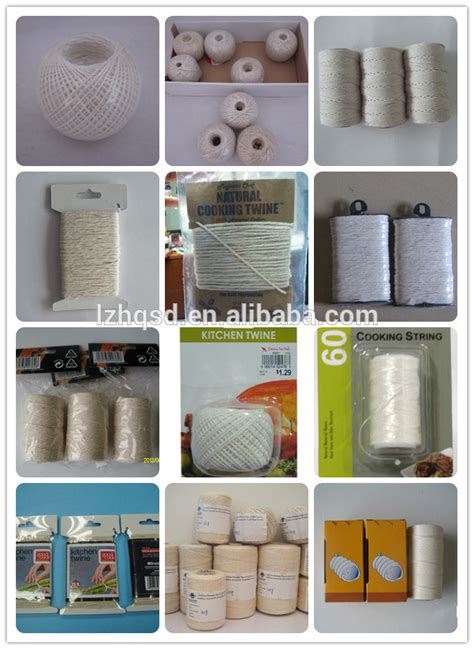 Where To Buy Kitchen Twine by 10s Twisted Kitchen Cooking Cotton Twine For Sale Buy