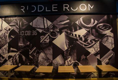 riddle room riddle room koramangala bangalore