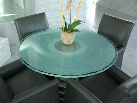 etched glass dining custom glass tables sans soucie art glass