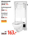 praxis olympic toilet vergelijk aanbiedingen met de tekst wit