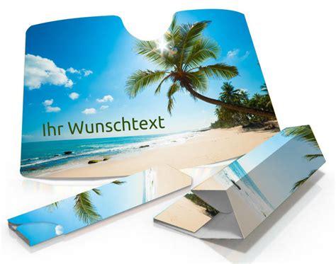 Sonnenschutz Auto Pappe by Auto Sonnenschutz Frontscheibe Bedruckt Mit Ihrem Motiv