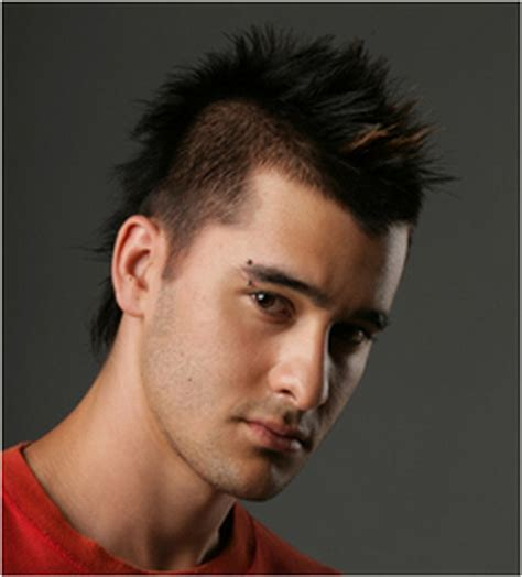 mohawk haircut pictures learn haircuts