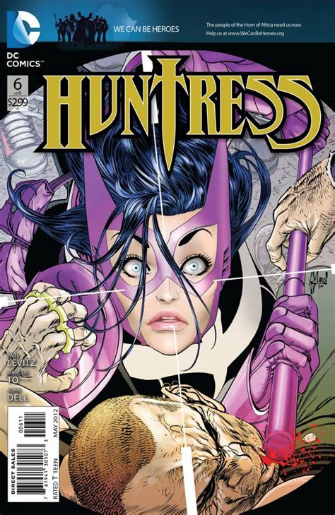 Huntress Crossbow At The Crossroads Tp huntress 6 crossbow at the crossroads part six issue