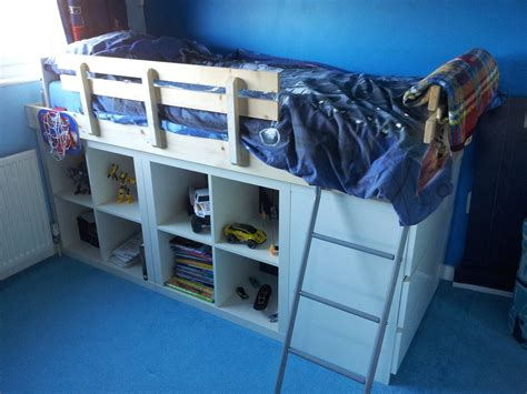 an expedit bed for ikea hackers ikea hackers