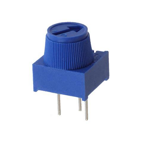 3386 Series 3386p 3386p 1 102 Trimpot Variabel Resistor Presisi 102 1k 3386p 1 103tlf bourns inc potentiometers variable