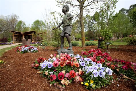 Botanical Gardens Fayetteville Ar Botanical Garden In Fayetteville Growing With Popularity Nwadg