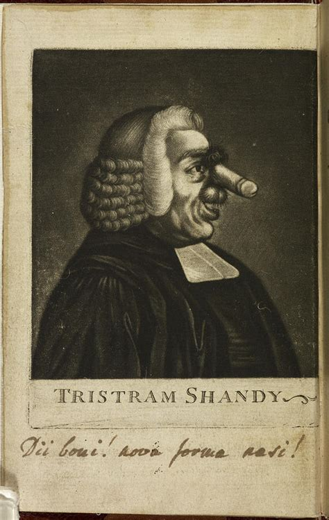 tristram shandy everymans library 1857150074 tristram shandy by laurence sterne photograph by british library