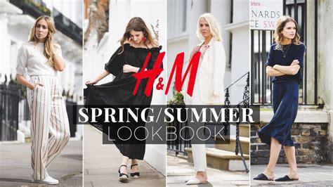 Hm Summer Make Up Range by H M Summer Lookbook 2018