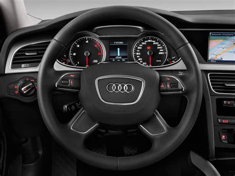 electric power steering 2009 audi a4 head up display image 2015 audi a4 4 door sedan cvt fronttrak 2 0t premium steering wheel size 1024 x 768