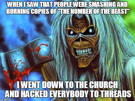 Iron Maiden Memes - iron maiden eddie imgflip