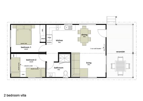 2 floor villa plan design 2 bedroom villa plans inspiration home plans