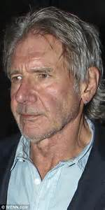 harrison ford gets his cycling kit on as he goes for a