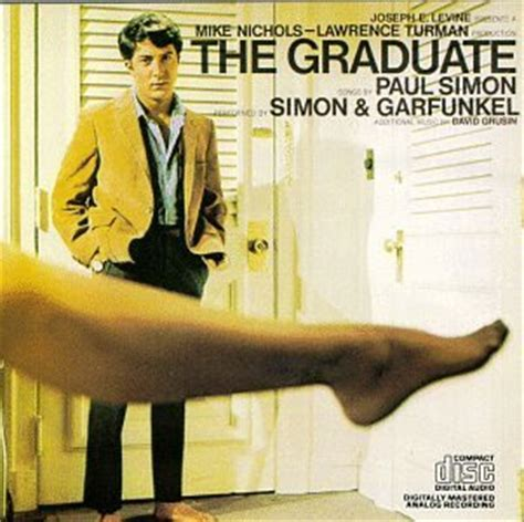 Come With Me Graduation The Look by The Walrus Speaks Simon And Garfunkel Mrs Robinson