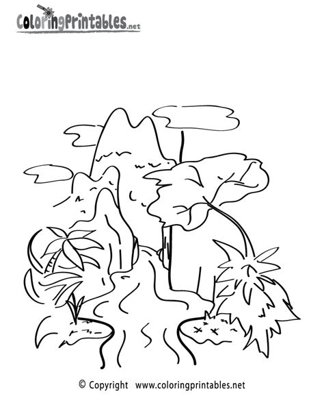 layers of amazon rainforest coloring pages coloring pages