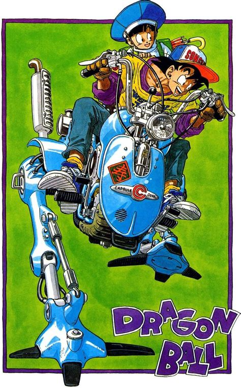 Kaos Anime Harley Davidson An American Original 02 71 best images about 鳥山明 illustration on