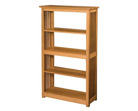 Oak Livingroom Furniture Bookcases Ideas Best Mission Style Bookcase Arts And