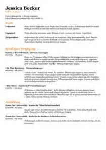 Lebenslauf Muster In Textform Lebenslauf Muster Und Vorlagen F 252 R Die Perfekte Bewerbung