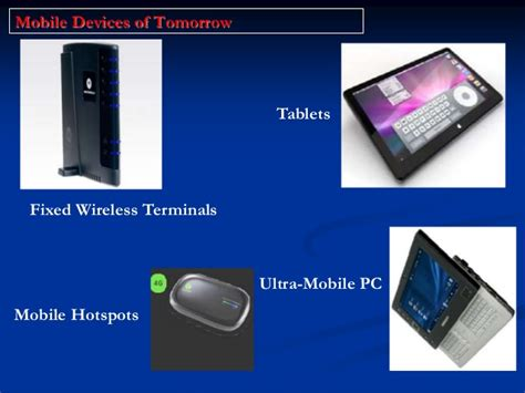 smart mobile device smart devices