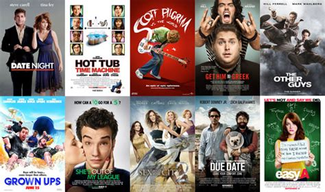 best comedy best comedies of 2010 popsugar entertainment
