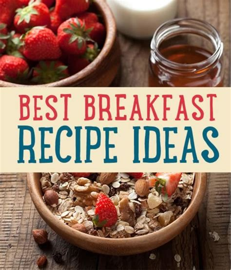 breakfast recipes diy projects craft ideas how to s for home decor with videos