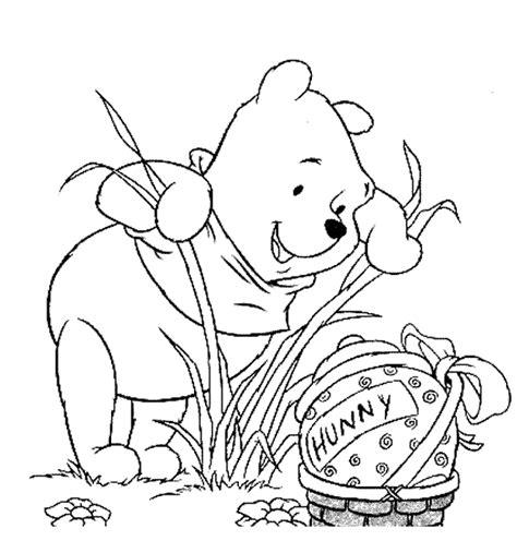 imagen de winnie pooh de navidad para colorear imagenes dibujos para imprimir de winnie the pooh