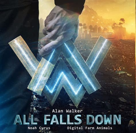 alan walker all falls down download alan walker lan 231 a clipe de all falls down parceria com
