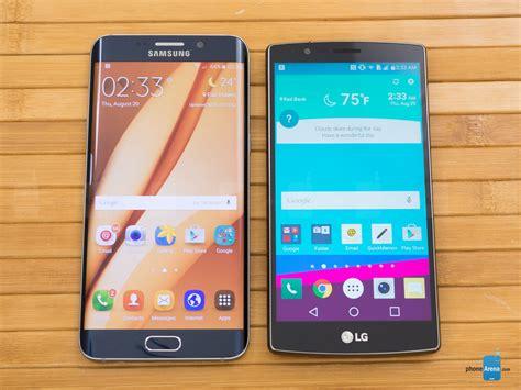 iphone 6 vs galaxy s6 vs lg g4 vs nexus 6 camera ui samsung galaxy s6 edge vs lg g4
