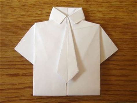 Money Origami Shirt And Tie - money origami shirt and tie finished gifts for