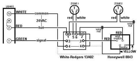 white rodgers 1361 102 wiring diagram white rodgers wiring