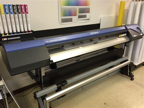 Printer Roland roland vs 640 60 quot printer