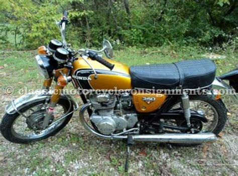 1972 honda cl350 honda cl350 1972 from timbo file gold 1972 honda cl350 for sale