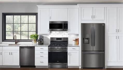 white kitchens with stainless steel appliances white kitchen stainless appliances trendyexaminer