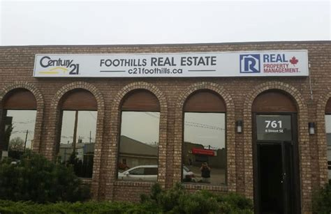century 21 foothills real estate opens 9th office in