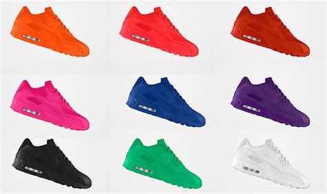 nike air max id solid color showcase 1 us all