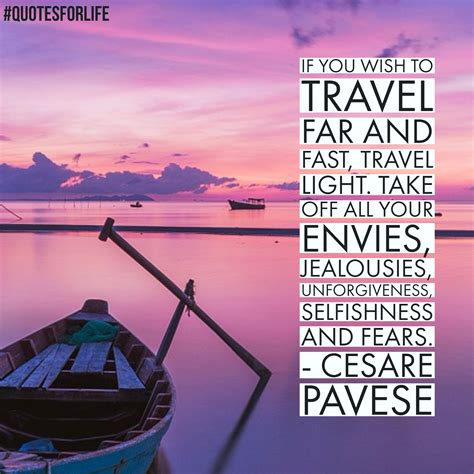 How Far Can Light Travel by Cesare Pavese Quotes