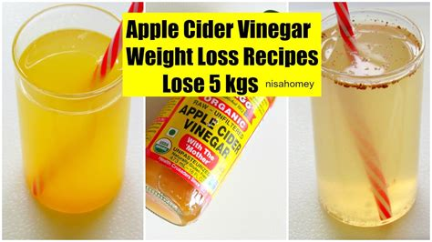 a weight loss drink apple cider vinegar for weight loss lose 5 kgs